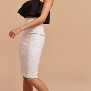 Wilfred •Aritzia• Midi Skirt